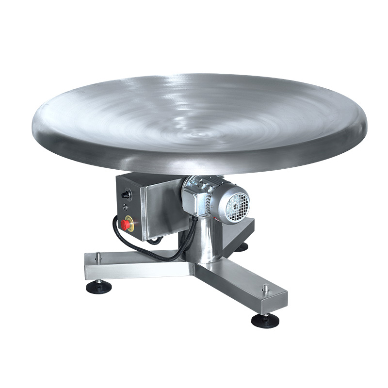Rotary Collecting Table